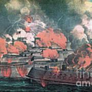 American Civil War, Great Fight Poster