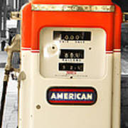 American Gas Poster