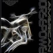 American Horsepower Poster