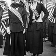 American Suffragists Poster