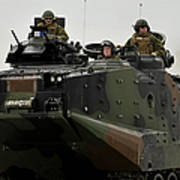 Amphibious Assault Vehicles Make Poster