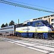 Amtrak Train 7d7310 Poster