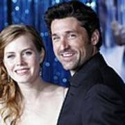Amy Adams, Patrick Dempsey At Arrivals Poster