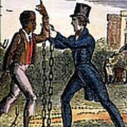 An Abolitionist Poster