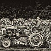 An American Farmer Poster