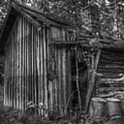 An Old Sauna Poster