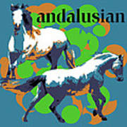Andalusian Poster
