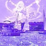 Angel Skies Poster