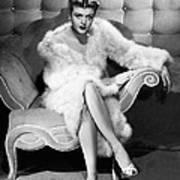 Angela Lansbury, 1946 Poster