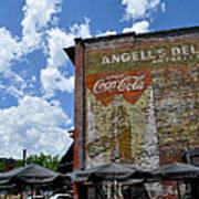 Angell's Deli Poster by Anjanette Douglas