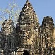 Angkor Thom II Poster