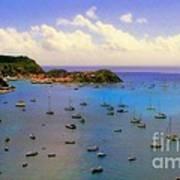Anguilla's Softness Poster