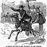 Animal Cruelty, 1877 Poster