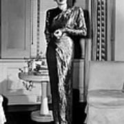 Ann Sheridan, Portrait, Circa 1946 Poster by Everett