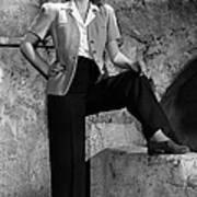 Ann Sheridan, Warner Brothers Portrait Poster by Everett