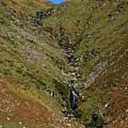Annascaul Mountains Poster