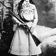 Annie Oakley (1860-1926) Poster