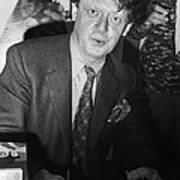 Anthony Burgess (1917-1993) Poster