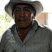 Anthony Quinn Lookalike  Poster