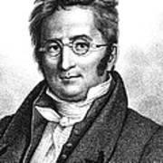 A.p. De Candolle, Swiss Botanist Poster