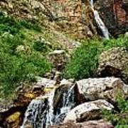 Apikuni Falls Poster