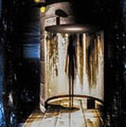 Apparition Poster by Bob Orsillo
