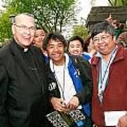 Archbishop Brunett 2007 Poster