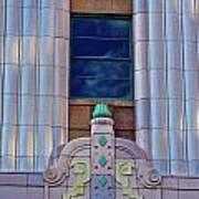 Architectural Study San Antonio Texas Poster