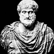 Aristotle, Ancient Greek Philosopher Poster