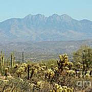 Arizona Scenic V Poster