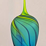 Art Glass Poster