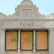 Art Nouveau Sex Shop Poster