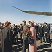 Assassination Of President Kennedy Poster
