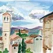 Assisi Poster