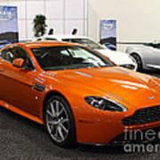 Aston Martin Db9 . 7d9624 Poster