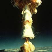 Atomic Testing Poster