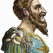 Attila, King Of The Huns Poster