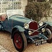 Auto: Alfa-romeo, 1933 Poster