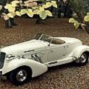 Auto: Auburn, 1935 Poster