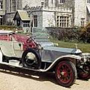 Auto: Rolls-royce, 1909 Poster