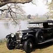 Auto: Rolls-royce, 1925 Poster