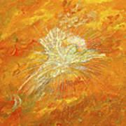 Autum Angel Poster by Judy M Watts-Rohanna