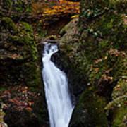 Autumn Falls Poster