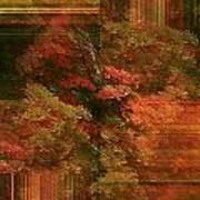Autumn Illusion Poster