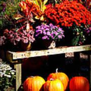 Autumn Market Poster
