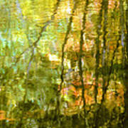 Autumn Reflections New Hampshire Poster