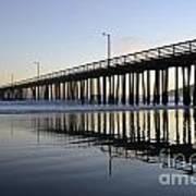 Avila Beach Pier California 3 Poster
