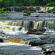 Aysgarth Falls Wensleydale Poster