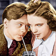 Babes In Arms, From Left Mickey Rooney Poster