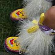 Baby Moccasins Poster